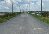 Bán gấp lô đất thuỷ sản mặt tiền đường Lý Nhơn xã Lý Nhơn huyện Cần Giờ TPHCM giá rẻ