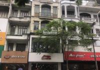 Chính chủ bán gấp nhà mặt phố Chùa Bộc, DTSD 50m2, DT xây dựng 54m2, mặt tiền 4,1m, sau nhà có ngõ