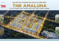 Sở hữu nhà phố 1 trệt 2.5 lầu ngay KDC TNR Amaluna Trà Vinh, trả góp 0 đồng đến 24 tháng