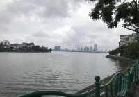 Chính chủ gửi bán mảnh đất mặt Hồ Tây, phố Nhật Chiêu tuyệt đẹp, 93m2 LH 0948298889