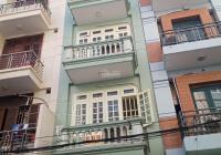 Cho thuê nhà Hoàng Quốc Việt Cầu giấy DT 65m2 x6 tầng MT 5m, ô tô đỗ cửa giá 17tr/th. LH 0912567209