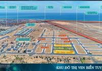 Bán lô đất nền sạch đẹp, sổ đỏ sẵn, ngay trung tâm TP. Tuy Hòa, Phú Yên giá rẻ hơn TT 500 triệu