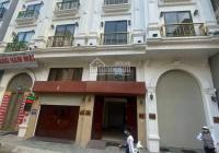 Mặt phố Nguyễn Chính, 52m2 x 3 tầng, lô góc, ô tô tránh, kinh doanh tấp nập, giá 5.5 tỷ