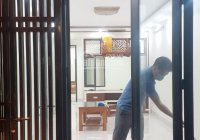 Bán nhà tập thể, Lương Thế Vinh, DT 33m2, DT sử dụng 80m2, 3 pn, 2 vệ sinh, giá 2,2 tỷ