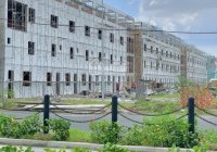 Nhà phố và biệt thự tại trung tâm TP Trà Vinh