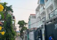 Nhà nở hậu 73m2 hẻm xe hơi Lê Văn Quới, ngay chợ ngã tư Bốn Xã. Gọi ngay 0901.033.596 xem nhà và sổ