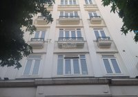 Chính chủ cho thuê nhà ngõ 92 Nguyễn Khánh Toàn, 85m2 * 6T, mặt tiền 10m, giá 45 tr, LH 0363312651