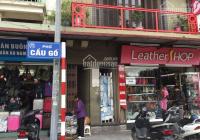 Chính chủ cần cho thuê nhà mặt phố Cầu Gỗ - Hoàn Kiếm - HN 30m2 tầng 1 giá thoả thuận LH 0855432222