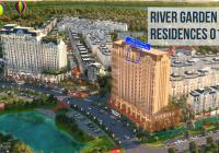 Bán căn hộ Swan Bay, tầng 15 2 phòng ngủ view sông, sân golf, hồ trên Đảo Đại Phước. Giá 2.9 tỷ