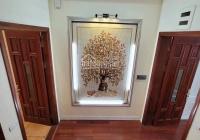 Bán nhà Nguyên Hồng, Đống Đa, sổ vuông, gara, vỉa hè kinh doanh, 55m2, 5 tầng, giá 12,4 tỷ