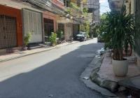 Cho thuê nhà ngõ 120 phố Trần Cung, gần bệnh Bệnh Viên E. DT 52m2 x 4T căn góc, ngõ rộng để ô tô