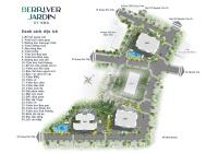 Bán quỹ căn chuyển nhượng căn 80.4m2 tại Berriver Jardin Long Biên, LH 0963636516