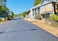 Bán đất MT đường Nguyễn Huệ, Đất Đỏ, 998m2 thổ cư 200m2 ngang 12x88m, hai mặt tiền trước sau