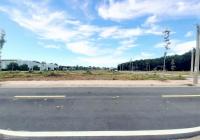 Đất mặt tiền tỉnh lộ 3.500m2 - SHR - Ngay chợ UBND khu dân cư hiện hữu, kề KCN lớn. Giá 560tr