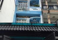 Bán nhà HXH đường số 11, P. 11, Q. Gò Vấp, 5 tầng đúc BTCT, DTSD 168.3m2, giá 6.9 tỷ LH 0906821507