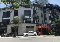 Cho thuê LK KĐT Nam Trung Yên - Nguyễn Chánh 200m2*4 tầng. MT 12m thông sàn giá 140tr