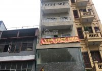 Cho thuê T1,2,3,4 tòa nhà 8T số 124 Lạc Trung HBT - HN
