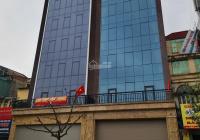Cho thuê nhà 60m2 x 8 tầng xây thông. Mặt phố Khúc Thừa Dụ ngay ngã 4 Cầu Giấy - Trần Đăng Ninh