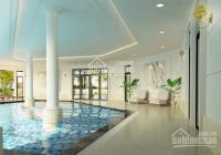 Cho thuê biệt thự đơn lập view hồ Vinhomes Thăng Long, full nội thất VIP