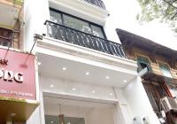 Cho thuê nhà mặt phố Quán Sứ 40m2 x 7 tầng, mặt tiền 4m, nhà mới thông có thang máy 40tr/th