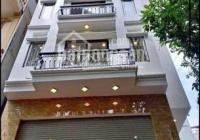 Cho thuê nhà mới xây Dịch Vọng, Dịch Vọng, Cầu Giấy 90m2 x 6T + 1 hầm, thang máy