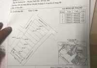 Cần bán lô đất thổ cư khu tái định cư Cây Quéo - Quốc Lộ 55 - Long Điền - BRVT
