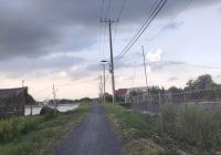 Chính chủ gửi bán lô đất đường Quốc Phòng dự phóng và đường đê Rạch Lá. Diện tích 4800m2
