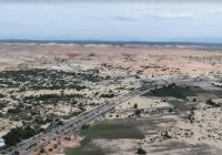 Dịch kẹt tiền bán gấp lô đất gần biển Cổ Thạch, giá chỉ 90k/m2, LH: 0762349233