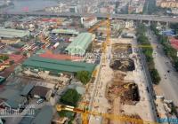 Đất MP Tam Trinh đường đôi, bên chẵn, DT 602m2, MT 19m vuông đét, giá nhỉnh 200tr/m2, thổ cư 100%