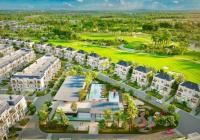 Nền biệt thự nghỉ dưỡng sân golf khẳng định giá trị vị thế đẳng cấp chỉ với 18tr/m2, view sân golf