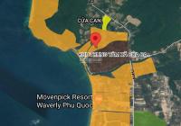 Cực rẻ mặt đường trung tâm Cửa Cạn, Phú Quốc. 700m2, MT 10m, giá chỉ 7tr/m2, LH 0966759085