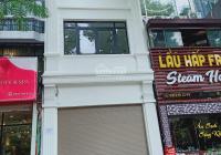 Cho thuê nhà MP Lê Thanh Nghị, DT 30m2 x 4.5 tầng, MT 3.5m, nhà thông, mới sơn sửa, giá 17 tr/th