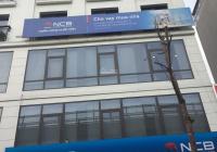 Cho thuê nhà mới xây mặt phố Trần Bình, Mai Dịch, Cầu Giấy. DT 110m2 x 7T