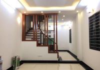 Bán nhà ngõ phố Vĩnh Phúc, Ba Đình diện tích 45m2 xây 5 tầng mới, lô góc 2 mặt ngõ giá 5.2 tỷ