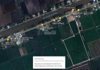 Bán đất mặt tiền Quốc Lộ 62 - Lộ N2 Thạnh Hoá