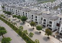 Cho thuê biệt thự An Vượng 180m2 - KĐT Dương Nội view công viên TVH hồ điều hòa giá 22 triệu/th