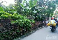 Bán đất phố Lý Sơn, Long Biên, đường thông, ô tô qua, mặt tiền rộng, 140m2, giá 8,15 tỷ