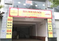 Cho thuê nhà khu D7 ô 36 mặt shophouse đối diện đường Lê Trọng Tấn Geleximco DT: 130m2, MT =6m