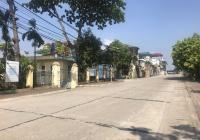 Bán đất Duyên Hà, Thanh Trì, lô góc, ô tô vào nhà, DT 40m2, MT 5.3m, sổ đỏ, giá 1.1 tỷ
