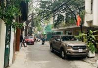 Nhà đẹp ngõ ô tô tải tránh nhau tại Trần Quang Diệu sàn gỗ 50m2 x 3T MT 5m, giá 18tr/tháng