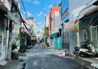 Bán nhà 2 mặt tiền trước sau, 70m2 ngay Aeon, kế Gò Dầu, Tân Hương
