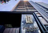 Giảm ngay 200tr khi mua căn hộ Quận 1, The MarQ 2 phòng ngủ, 66m2 tầng 18. Đến ngày 20/07/2021