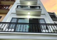 Bán nhà xây mới mặt ngõ phố Dương Văn Bé, 55m2x5T, giá 5.6 tỷ, ngay gần Times City, gần phố, KD