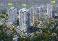 Quỹ ngoại giao 2PN - 3PN - 4PN dự án Berriver Jardin 390 Nguyễn Văn Cừ. Mua trực tiếp chủ đầu tư