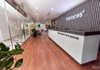 Cho thuê VP trọn gói (Serviced Office) tòa W1 Vinhomes West Point DT 20 - 1000m2 giá 460.000đ/m2/th