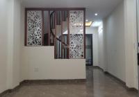 (Ảnh thật) bán nhà xây mới ngõ 651 Minh Khai 45m2x5T đẹp long lanh, cách đường ô tô 30m giá 4.35 tỷ