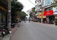 Cho thuê nhà 6.5 tầng, mặt tiền 11m, vỉa hè rộng tại đường Hoàng Văn Thái - Giá thuê 75tr / tháng