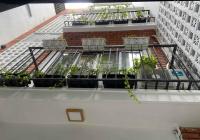Bán nhà phân lô Nghi Tàm 50m2, 4 tầng, giá 5.8 tỷ, tặng toàn bộ nội thất