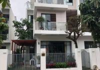 Cho thuê BT 180m2 x 4 tầng tại KĐT Dương Nội mặt đường 40m, kinh doanh sầm uất giá 22 triệu/tháng