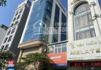 Cho thuê nhà Trương Công Giai - Cầu Giấy - HN, DT 130m2, 11T nổi, 1 hầm, thông sàn, LH: 0898618333